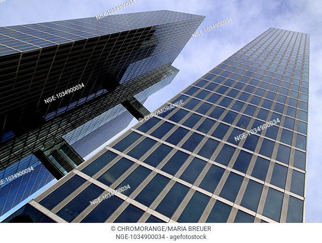 Highlight Towers, Munich, Bavaria, Germany, Europe
