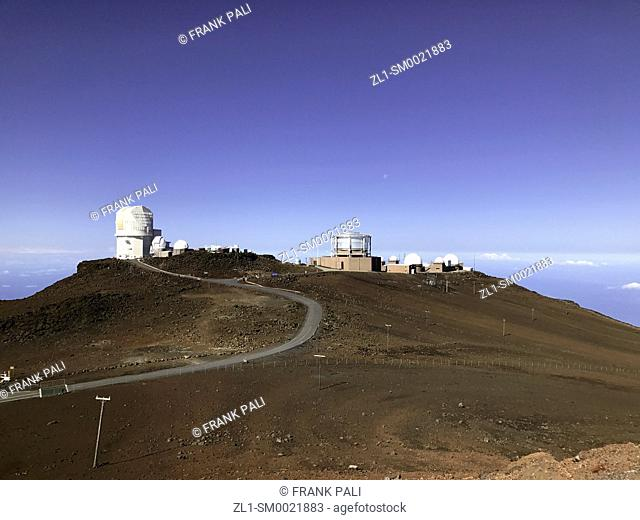The Haleakala Observatory on the island of Maui, also known as the Haleakala High Altitude Observatory Site, is the location of Hawaii's first astronomical...