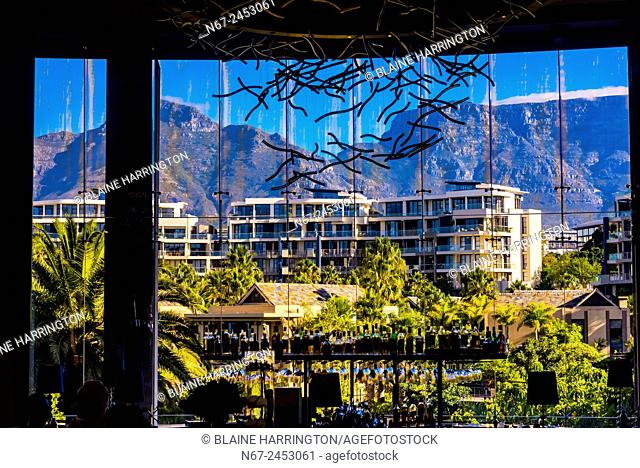 Vista Bar & Lounge, One&Only Cape Town Hotel, Cape Town, South Africa