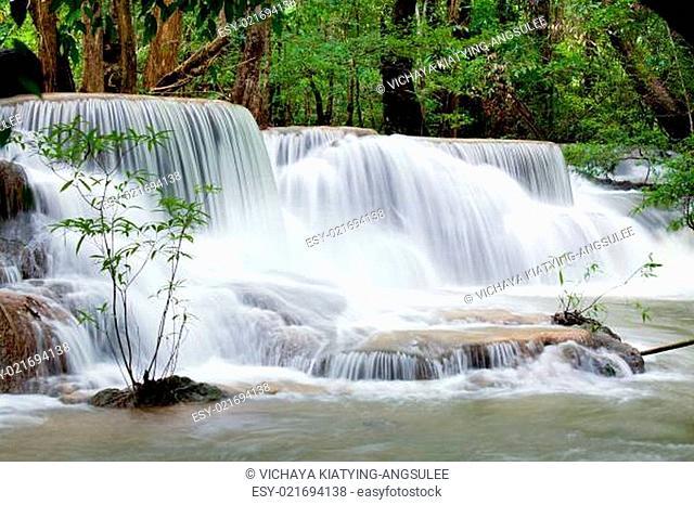 Tropial Waterfall