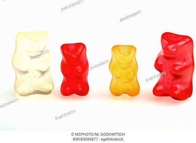 jelly babies family