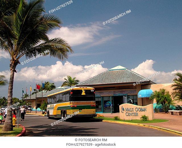 Maalaea, Maui, HI, Hawaii, Maui Ocean Center, Aquarium, Marine Center