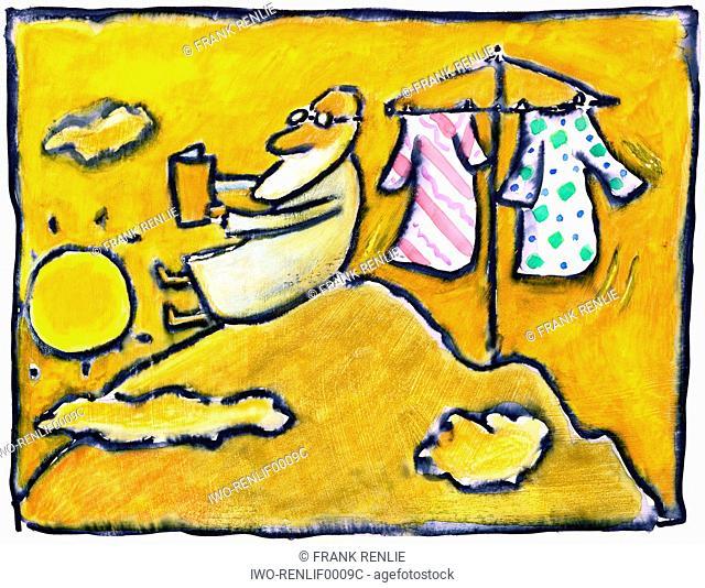Laundry Sage