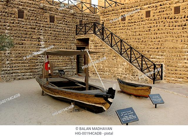 AL FAHIDI FORT IN DUBAI, UAE