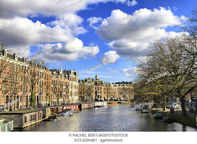 Amsterdam, Holland, Europe