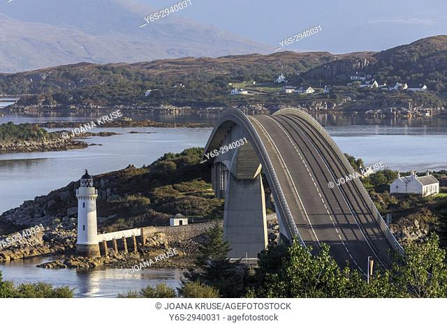 Skye Bridge, Isle of Skye, Scotland, United Kingdom