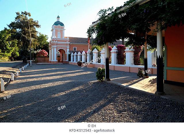 Chile, Hacienda San José del Carmen El Huique, Region VI del Libertador General Bernardo O'higgins, South America