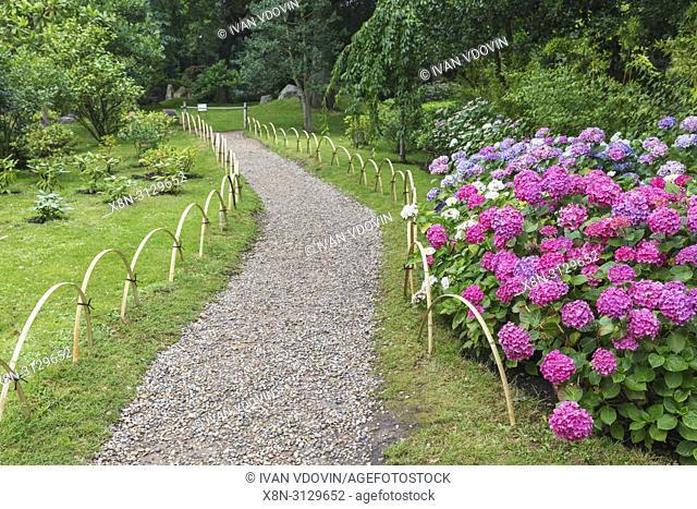 Kyoto Garden, Holland park, London, England, UK