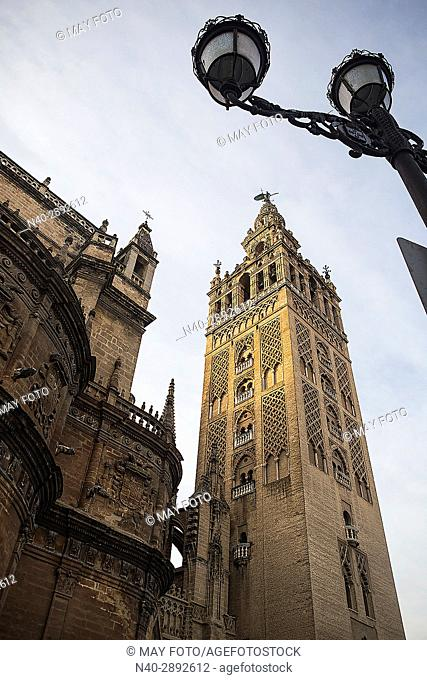 Sevilla cathedral, Spain, Europe