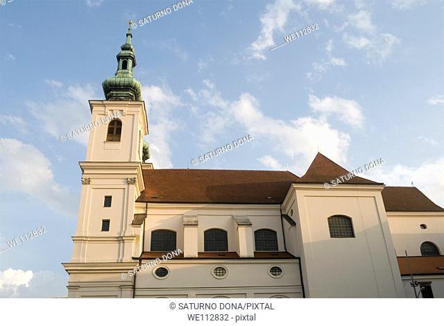 St Michael Church Brno Czech Republic