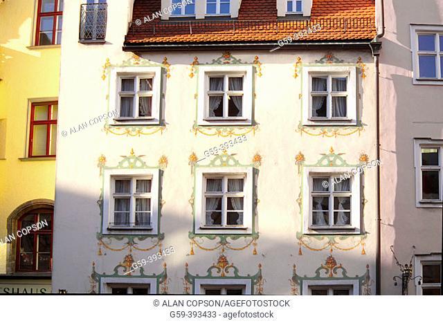 Germany Bavaria (Bayern) Munich Orlandostrasse