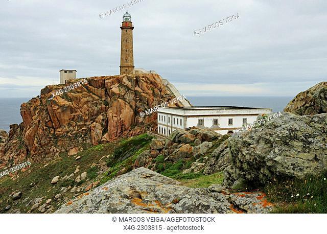 Cape Vilán. Camariñas, Galicia, Spain