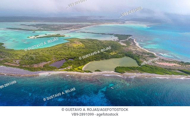 Los Roques - Venezuela Bird's Eye sebastopol reef