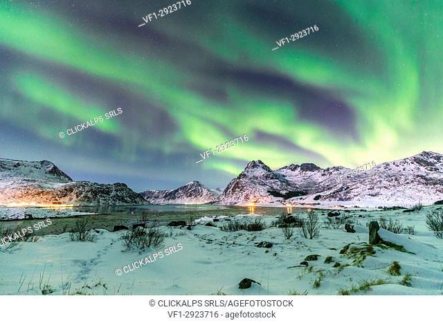 Lofoten Islands, Svolverar district, Norway