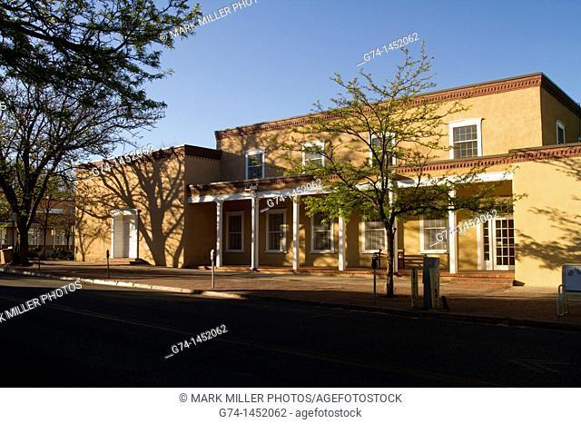 Santa Fe Public Library, Santa Fe, New Mexico, USA