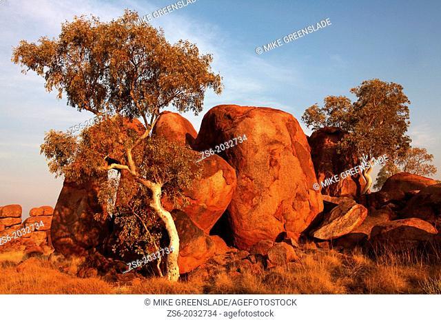 The Devil's Marbles, NT, Australia