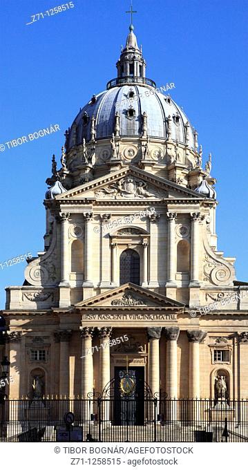 France, Paris, Église Val-de-Grâce church