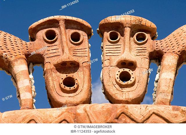 Pachamama museum of the Inca people in Calchaqui Valley, Amaicha, Tucuman Province, Argentina