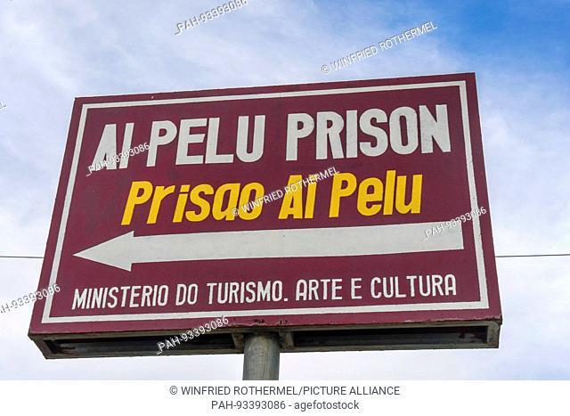 old Ai Pelo Prison, Liquica, Dec. 26, 2016   usage worldwide. - Liquica/