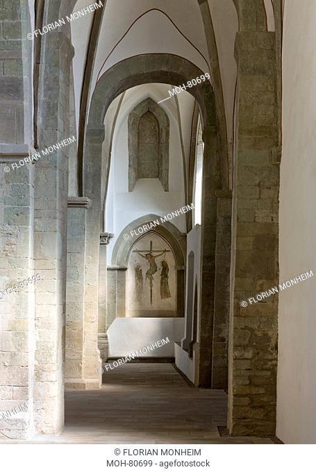 Schwerte, Kirche St. Viktor, Südliches Seitenschiff