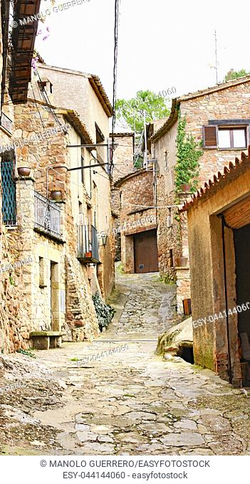 Mura, Barcelona, Catalunya, Spain