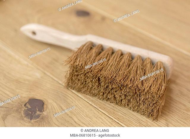 Organic broom unpack Stock Photos and Images | age fotostock