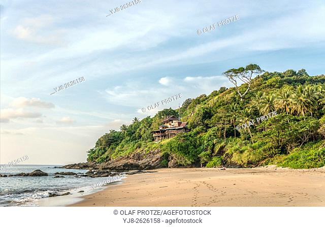 Sceninc view at Kantiang Bay, Koh Lanta, Krabi, Thailand