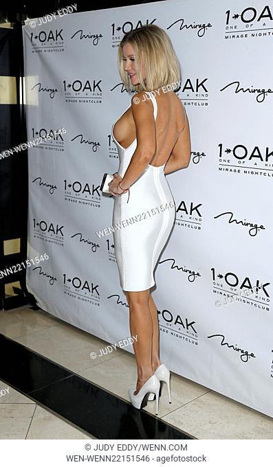 1Oak Nightclub Las Vegas at The Mirage Hotel & Casino presents a special appearance by Joanna Krupa Featuring: Joanna Krupa Where: Las Vegas, Nevada