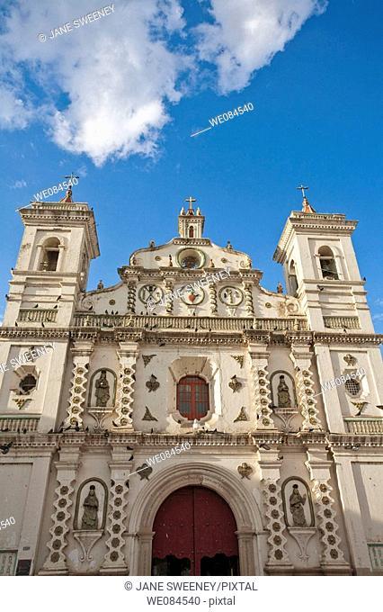 Los Dolores church, Tegucigalpa, Honduras