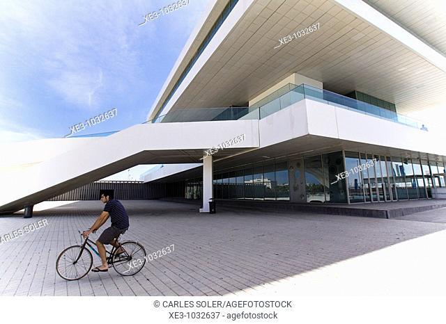 Edificio Veles e Vents, Valencia
