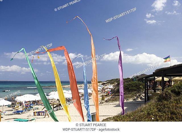 Playa de Cavallet, Ibiza, Balearics