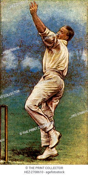 'Mr. J. W. H. T. Douglas (Essex)', 1928. Creator: Unknown
