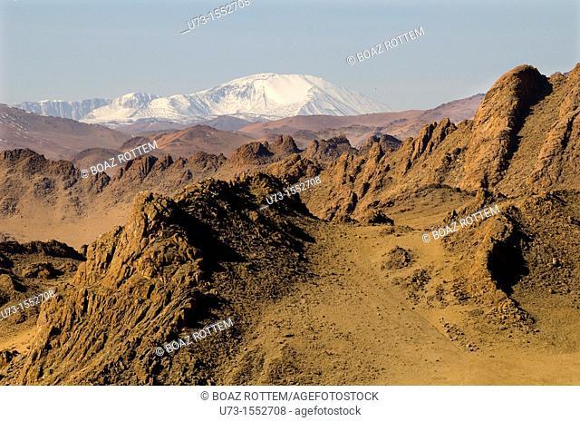 Altai Mountains, Western Mongolia