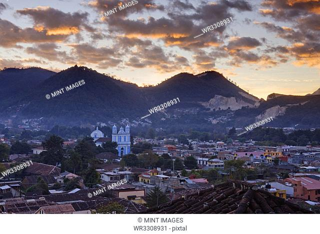 Skyline of San Cristobal