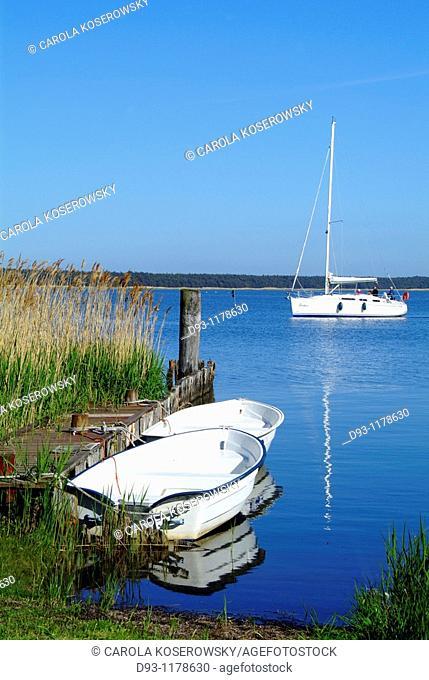 Boats at Jetty