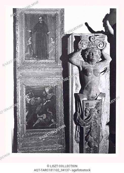 Lazio, Rieti, Leonessa, S. Francesco-SacristyMuseum