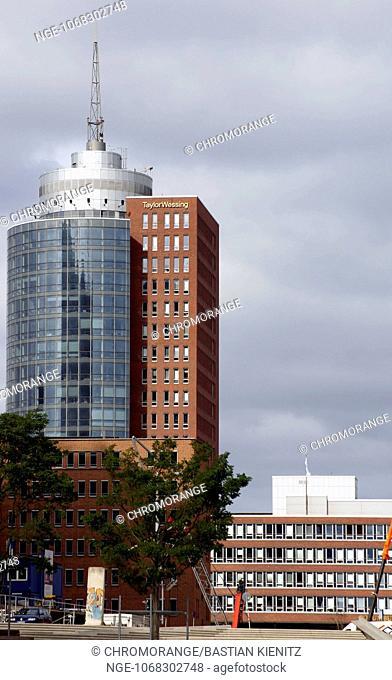 Taylor Wessing building Hamburg