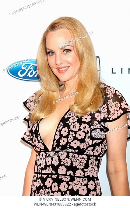 42nd Annual Gracie Awards held at the Beverly Wilshire Hotel - Arrivals Featuring: Wendi McLendon-Covey Where: Los Angeles, California