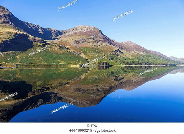 England, Cumbria, Lake District, Buttermere