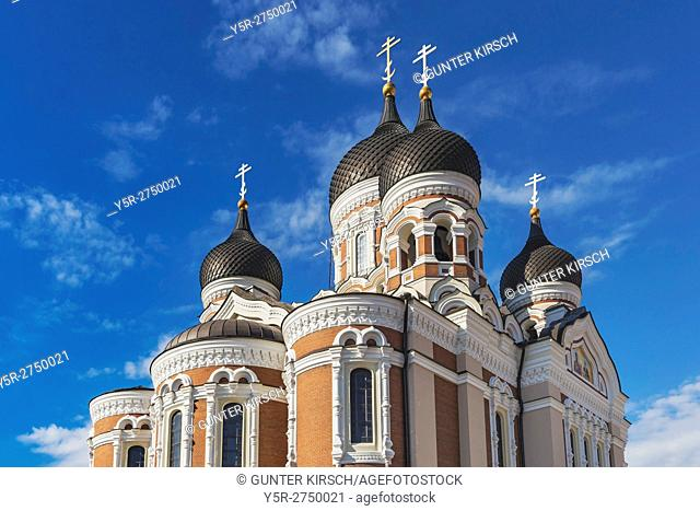 The Alexander Nevsky Cathedral is located on the cathedral hill (Toompea) in the upper town of Tallinn. The Russian Orthodox Cathedral was built between 1894...