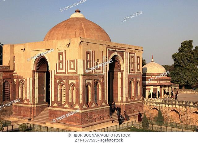 India, Delhi, Alai Darwaza, Tomb of Imam Zamin, Qutb Minar Complex