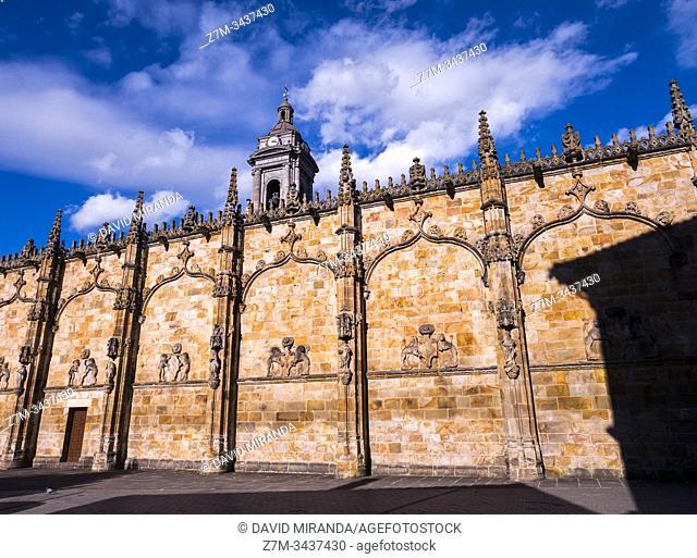 Iglesia de San Miguel Arcángel. Oñate. Guipúzcoa. País Vasco. España