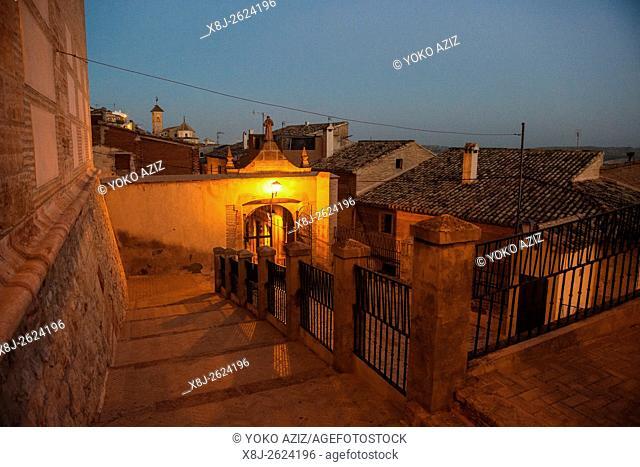 Spain, Murcia region, Mula, landscape