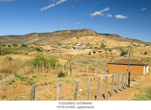 Landscape, Caracol, Piauí, Brazil