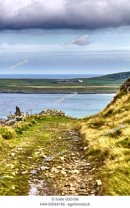 Sea coast, Islay, Inner Hebrides, Argyll, Scotland, UK