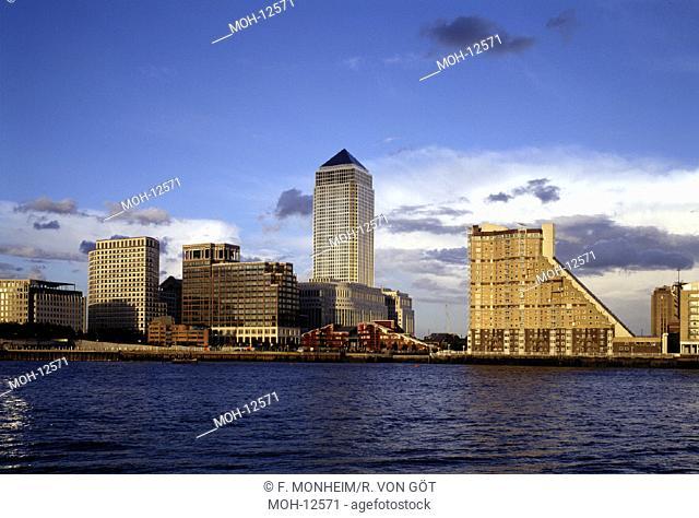 London, Isle of Dogs/ Canary Wharf