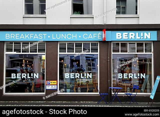 Restaurant Berlin, Akureyri, Northern Iceland, Iceland, Europe