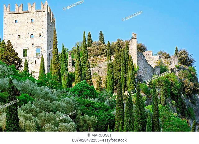 Castello di Arco - Arco Castle (Trentino, Italy)