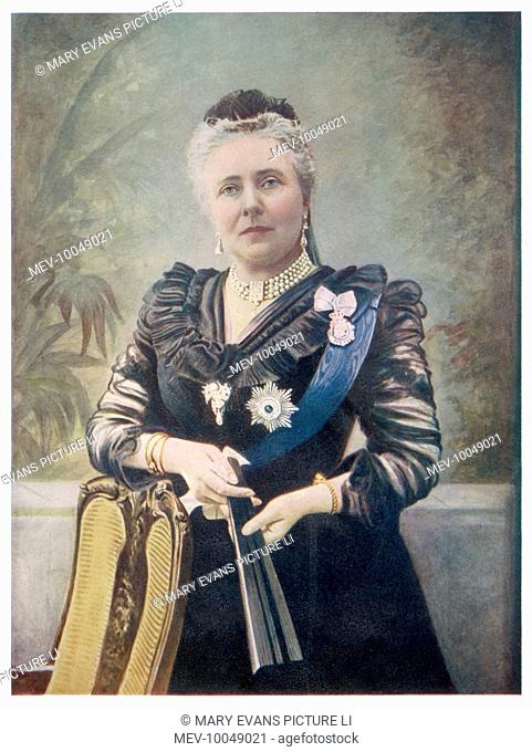 VICTORIA, EMPRESS OF GERMANY Princess Royal of England; eldest child of Victoria and Albert. Empress of Friedrich III and mother of Wilhelm II