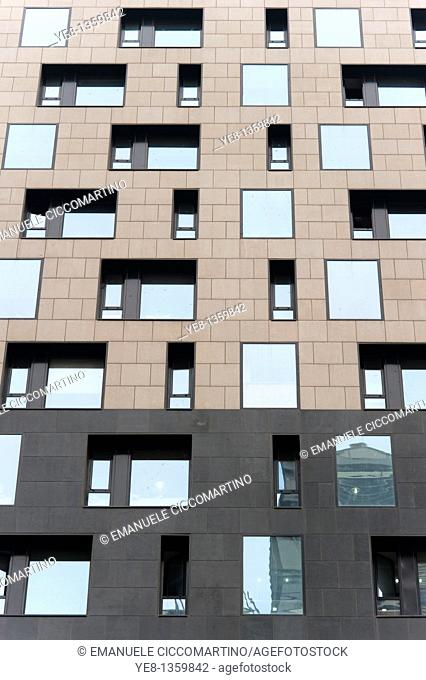 Chaowai Men complex by 9 3 Group Strategy Architectural Design, 2004, Chaoyang District, Beijing, China, Asia